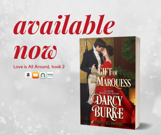 Available Now The Gift of the Marquess