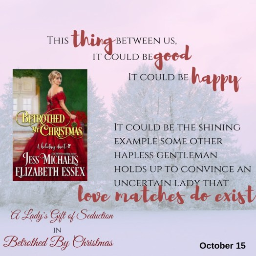 Betrothed by Christmas banner2