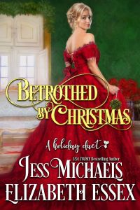 Betrothed by Christmas cover
