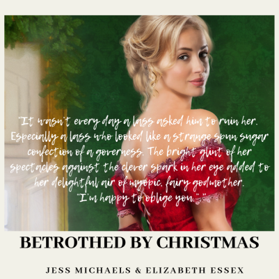 Betrothed by Christmas Teaser 2