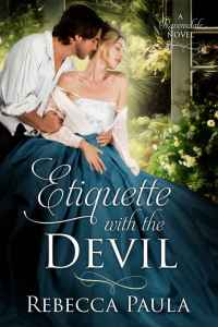 Etiquette with the devil cover