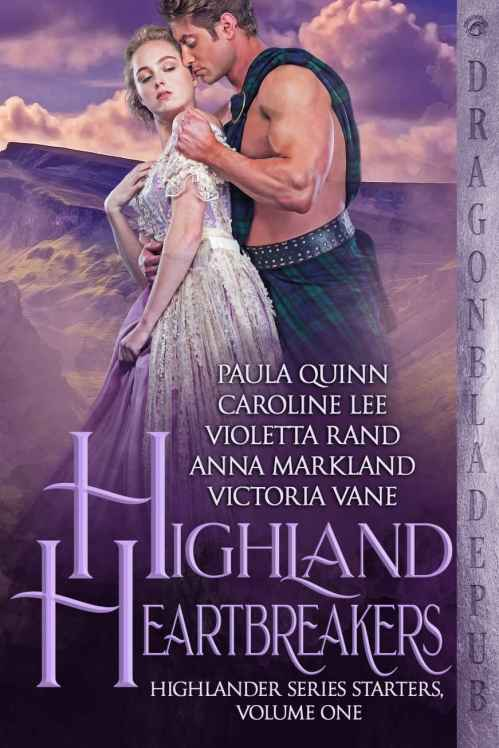 Highland Heartbreakers Cover Image