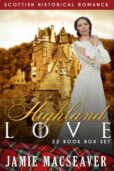 Highland Love 22 book boxed set