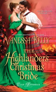 Highlander's Christmas Bride Cover