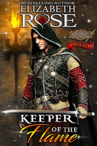Keeper of the Flame Cover