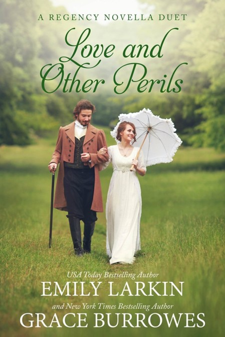 Love and Other Perils Cover
