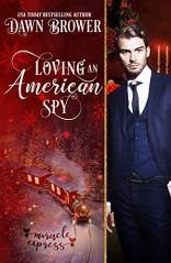 Loving an American Spy book 8