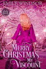 Merry Christmas My Viscount Book 2