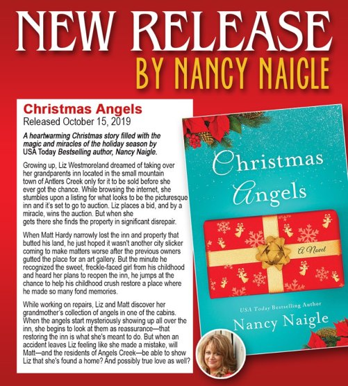 New Release Christmas Angels Artwork