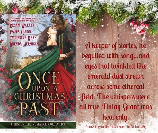 Once Upon a Christmas Past Banner