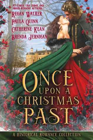 Once Upon a Christmas Past Cover Image