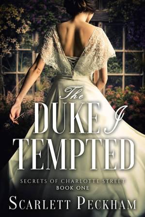 The Duke I Tempted Cover
