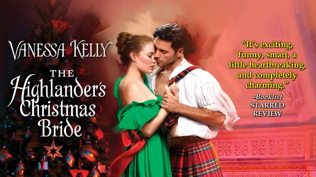 The Highlander's Christmas Bride Banner