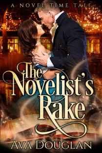 The Novelist's Rake Cover