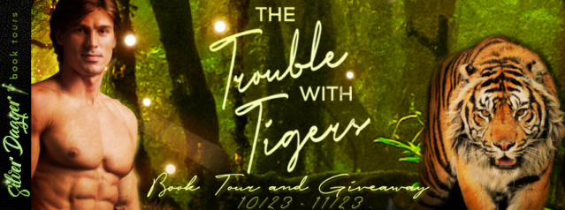 the trouble with tigers banner