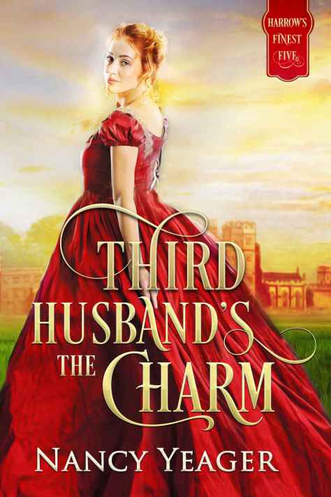 Third Husband's The Charm Cover