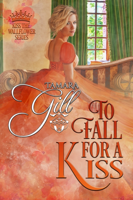 To Fall For a Kiss Cover Reveal