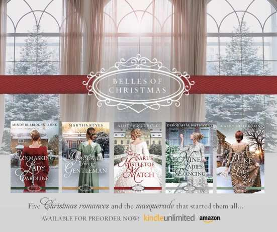 Belles of Chistmas Banner