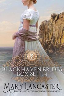 Blackhaven Brides 1-4