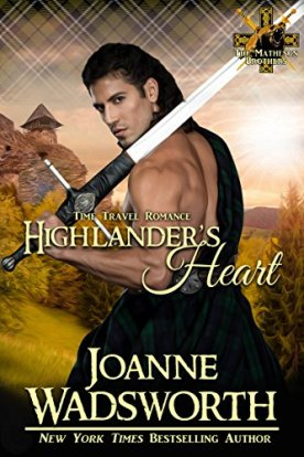 Highlander's Heart Cover