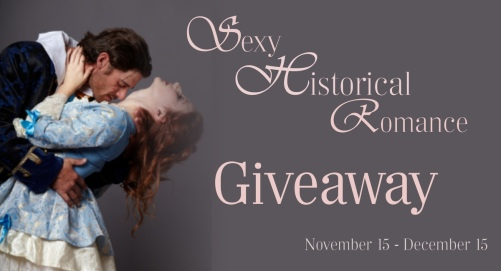 Historical Romance Giveaway
