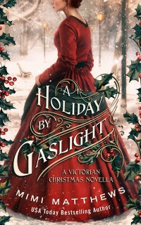 Holiday by Gaslight Cover
