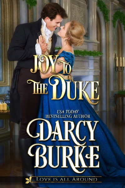 Joy To The Duke Cover