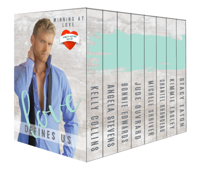 Love Defines Us Box Set