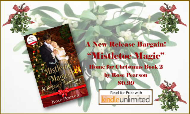 Mistletoe Magic Banner