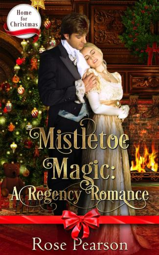 Mistletoe Magic Cover