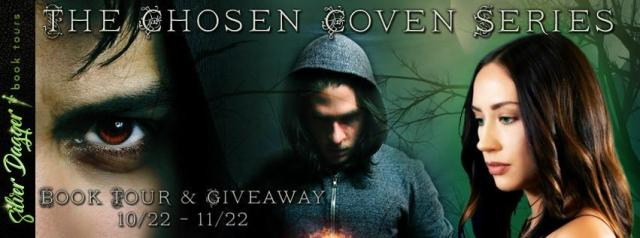 the chosen coven series banner