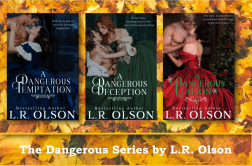 The Dangerous series Banner