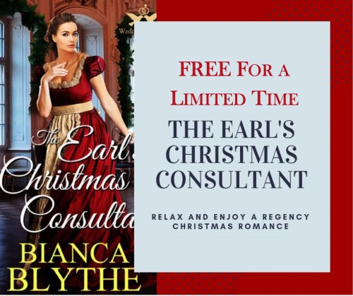the earl's christmas consultant banner