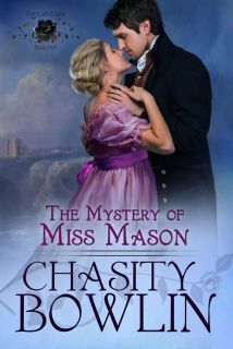The Mystery of Miss Mason cover