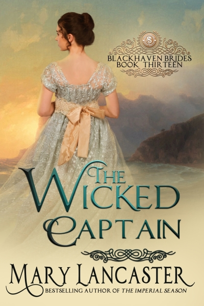 the wicked captain cover