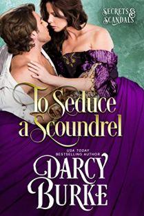 To Seduce a Scoundrel Cover
