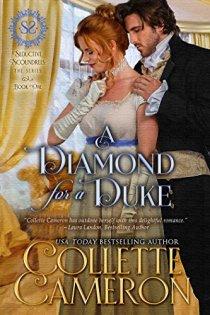 A Diamond For a Duke Cover