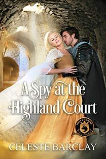 A Spy at the highland Court Cover