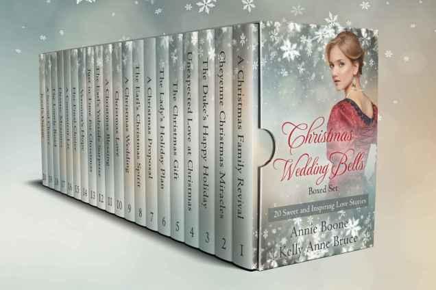 Christmas Wedding Bells Boxed Set