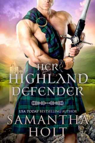 Her Highland Defender Cover