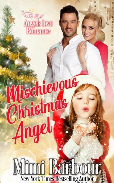 Mischievous Christmas Angel cover_375x600