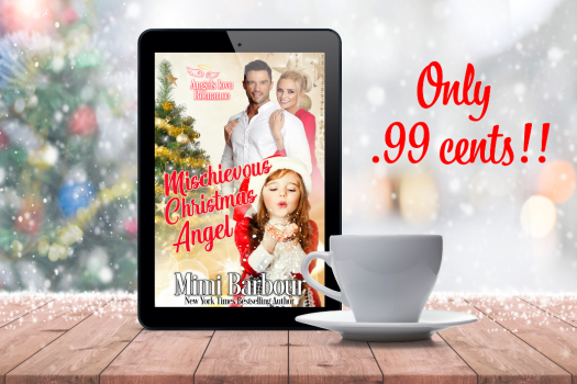 mischievous christmas angel teaser 1