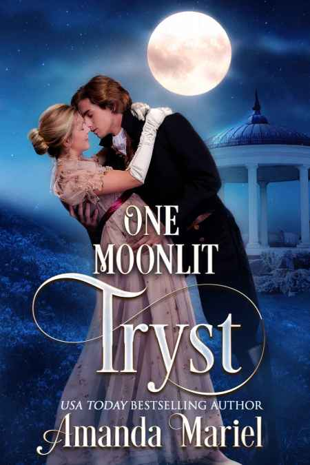 One moonlit Tryst Cover