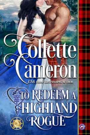 Redeem a Highland Rogue Cover