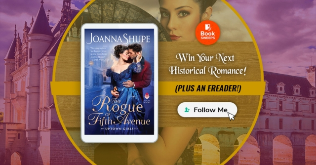 Rogue of Fifth Avenue + other Historical Romance Giveaway