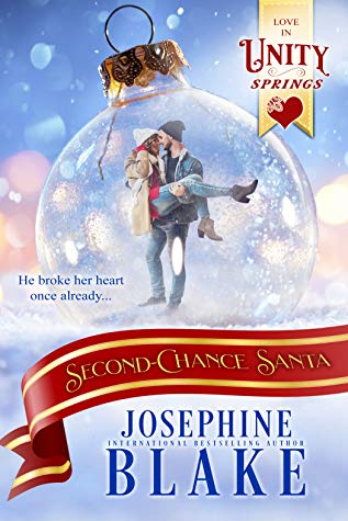 Second Chance Santa cover