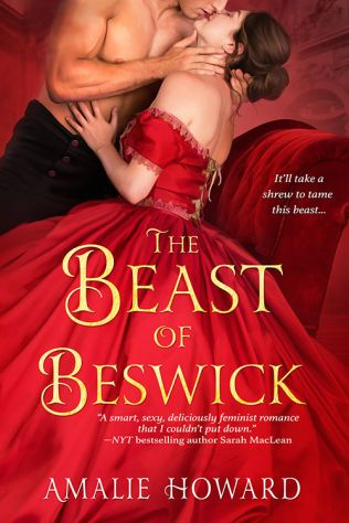 The Beast of Bestwick Cover