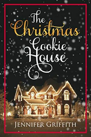 The Christmas Cookie House Cover