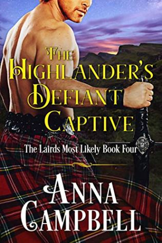 The Highlander's Defiant Captive Book 4