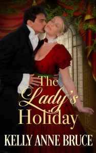 The Lady's Holiday Cover